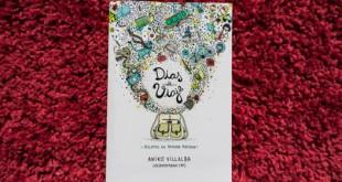 Días de viaje libro, viajando por ahí Aniko Villalba