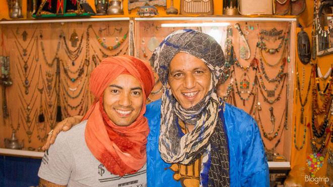 Zocos de Essaouira Marruecos, Blogtrip blog de viajes