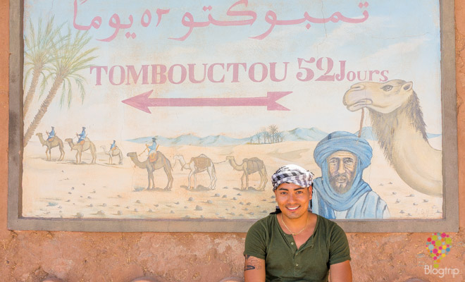 Aristofennes en Ouarzazate Marruecos- Blogtrip blog de viajes