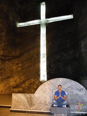 Aristofennes en Zipaquirá Colombia, Blogtrip blog viajes