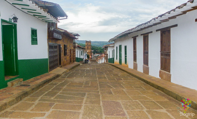 Calles de Barichara a visitar en el pueblo colonial