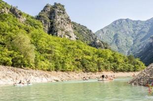 Cañón y parque natural del Verdon Francia