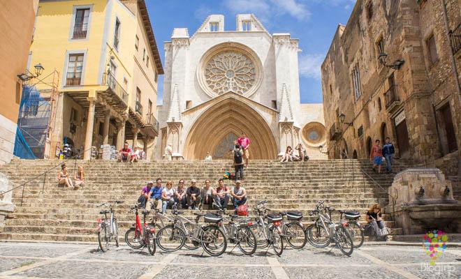 Catedral de Tarragona Costa Dorada