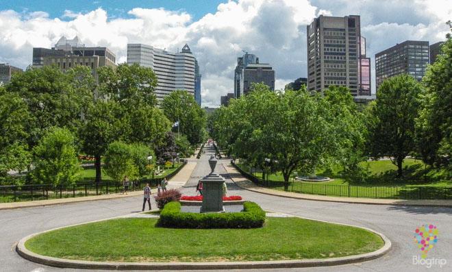 Centro de negocios de Montreal