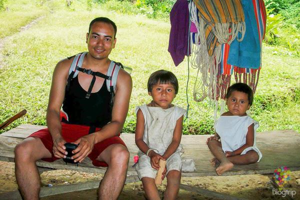 Encuentro con los indígenas Tayrona-kogui