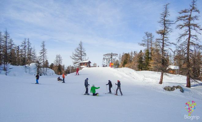 Photo of Esquí en los Alpes franceses: un primer invierno en francia