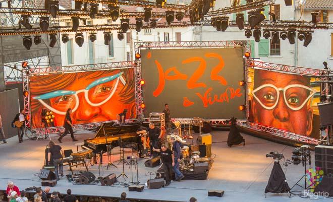 Festival de jazz a Vienne en Francia 2013