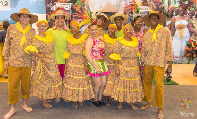 Grupo folklórico y cultural del pacífico de Colombia
