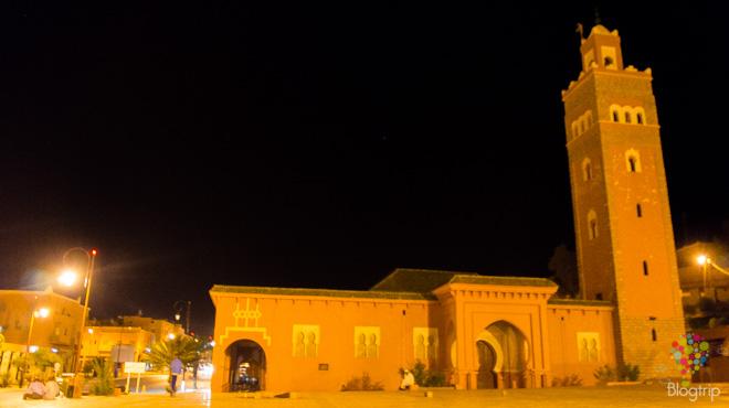 Mezquita - Viajar a Ouarzazate en Marruecos