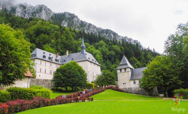 Monasterio de la Chartreuse en Francia