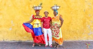 Palenqueras, fotografía en Cartagena Colombia - Blog de viajes