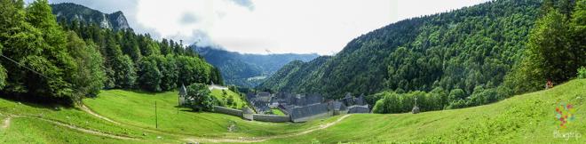 Parque natural y monasterio de la Chartreuse