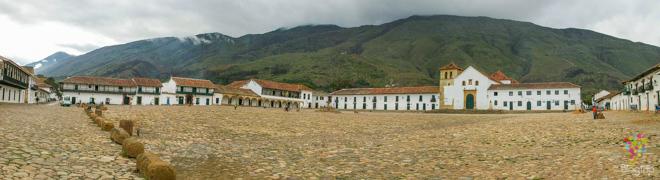 Pueblo colonial de Villa de Leyva