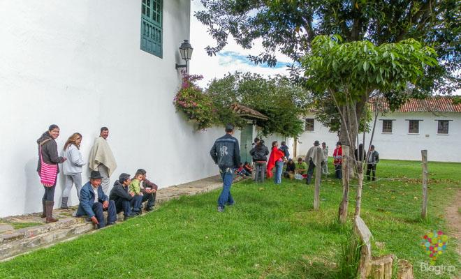 Pueblos bonitos de Colombia y su gente