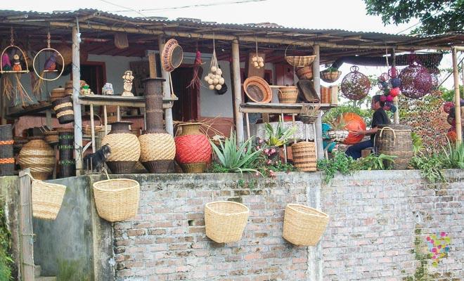 Región triangulo del café en el Quindío