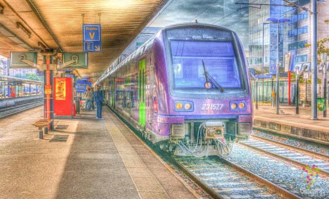 Viajar en tren por Europa guía y consejos prácticos.