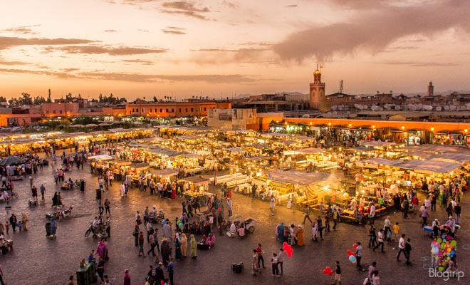 Photo of Marrakech: viajar a la frenética capital turística de Marruecos