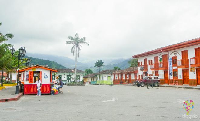 Viajar a Salento Colombia en el eje cafetero