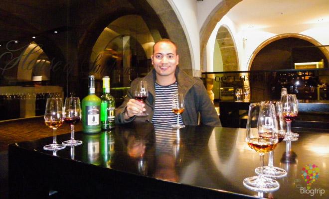 Visita de bodega Sandeman, vino Porto en Oporto