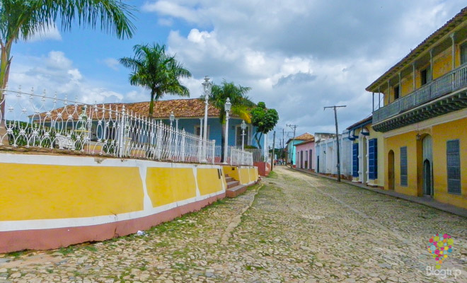 Visita de la ciudad de Cienfuegos en Cuba