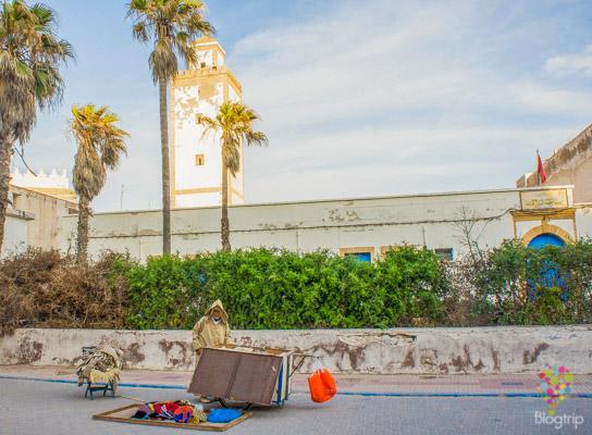 Visita por las calles de la medina en Essaouira