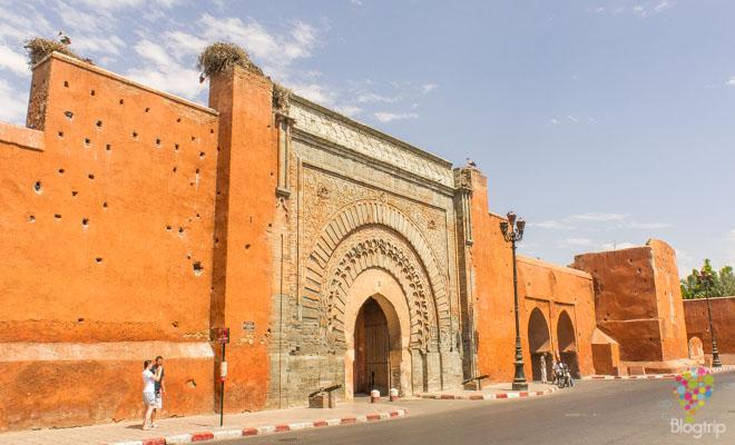 Visita de la Medina en Marrakech Marruecos