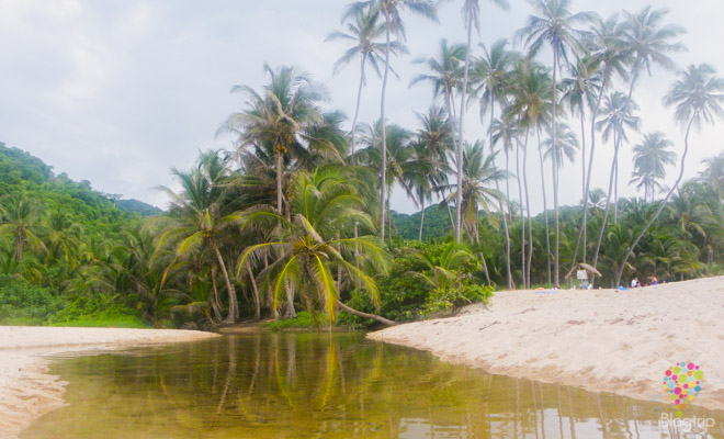 Visita al parque natural Tayrona en Colombia