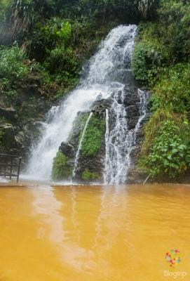 Aguas termales de Santa Rosa de Cabal en Colombia