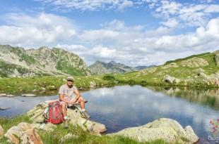 Aristofennes en los Alpes franceses Blogtrip blog de viajes