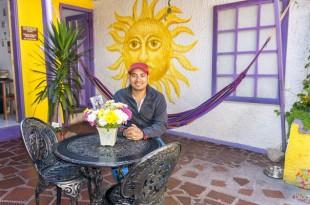 Aristofennes en la Candelaria Bogotá - Blogtrip blog de viajes