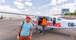 Aristofennes en Nazca Perú - Blogtrip blog de viajes