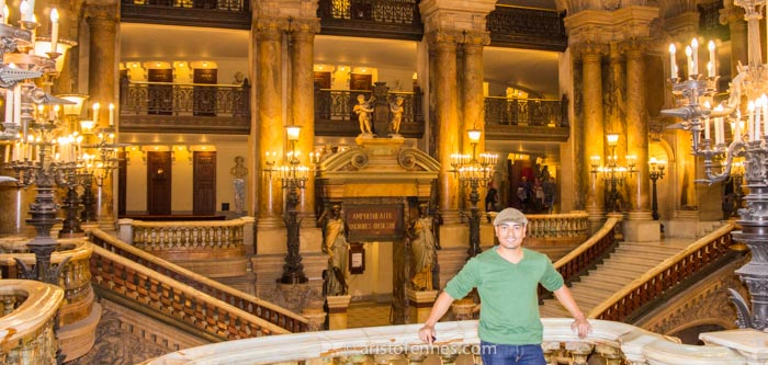 Aristofennes en la ópera de París - Blogtrip