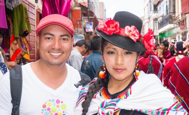 Aristofennes en Puno Perú - Blogtrip blog de viajes