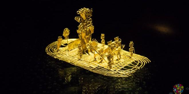 Visita al museo del oro de bogot patrimonio de colombia for Trabajo en comedores escolares bogota