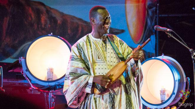 Bassekou Kouyate música africana de Malí
