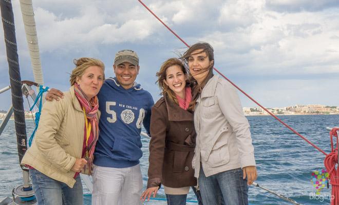 Bloggers de viaje en español en Cambrils