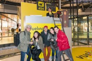 Bloggers de viajes blogtrip #coruñasemueve y Vueling