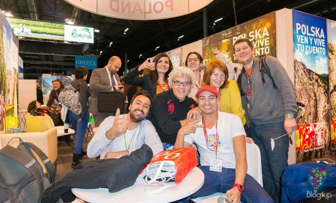 Blogs de viajes en español en Fitur 2014