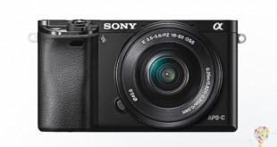 Cámara fotográfica Sony nex 6