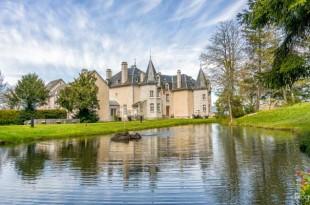 Castillos de Francia, dormir en un castillo hotel