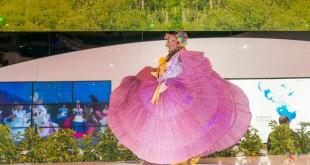 Danzas típicas de Panamá en Fitur