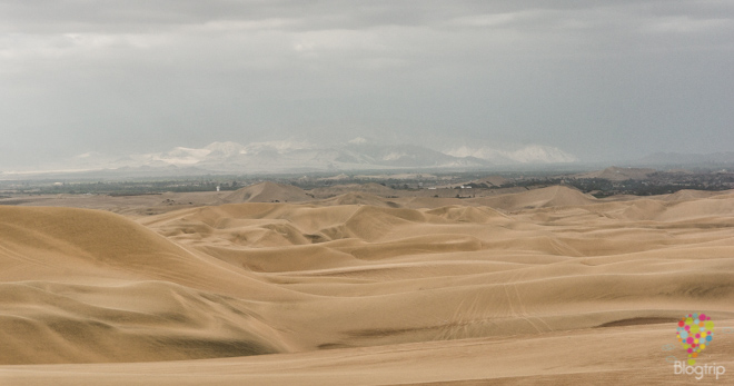 Desierto de la Huacachina - Ica Perú