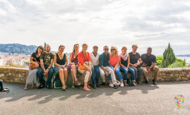 Encuentro de bloggers de viaje en Francia