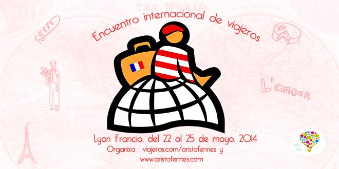 Photo of Encuentro Internacional de viajeros, Lyon Francia 2014