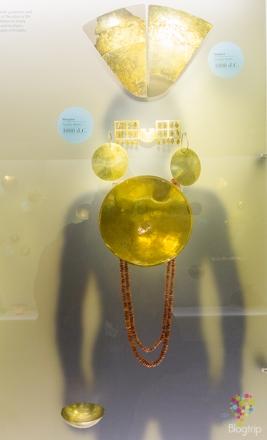 Exposición museo del oro en Bogotá Colombia
