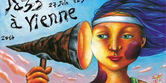 Festival de jazz en Vienne Francia 2014