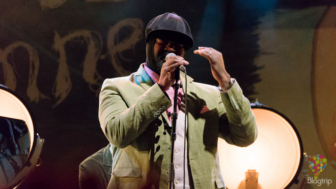 Gregory Porter - soul y blues en jazz a Vienne