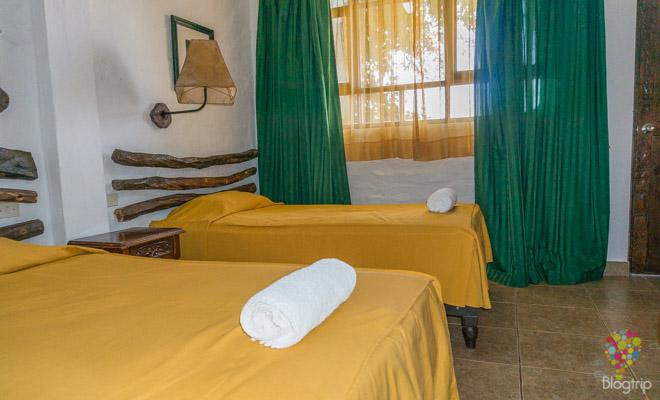 Habitación doble hotel sol de Ica - Ica Perú