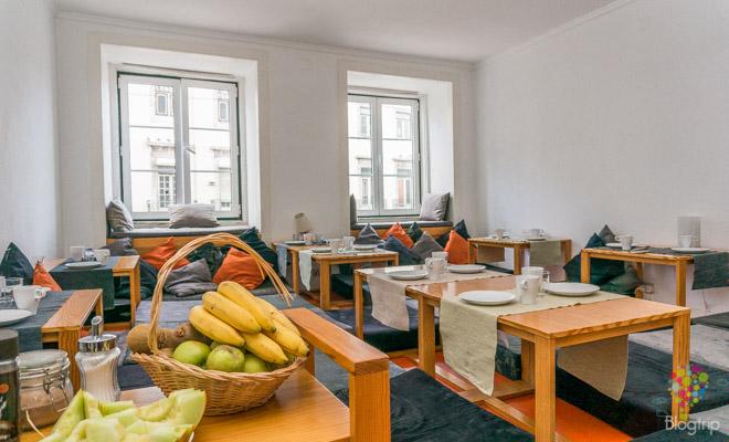 Hotel en Lisboa lisbon story guesthouse lounge