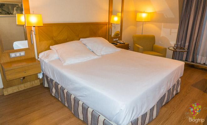 Hotel Hesperia A Coruña reseña - Blogtrip blog de viajes